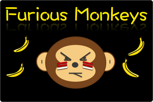 Furious Monkeys Game App